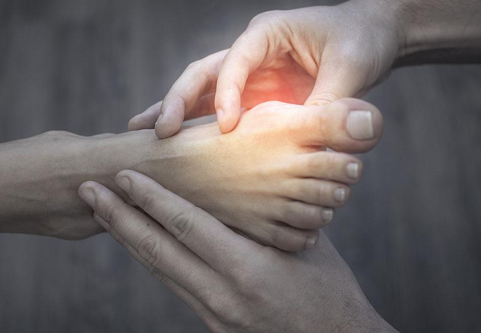 chirurgie du pied