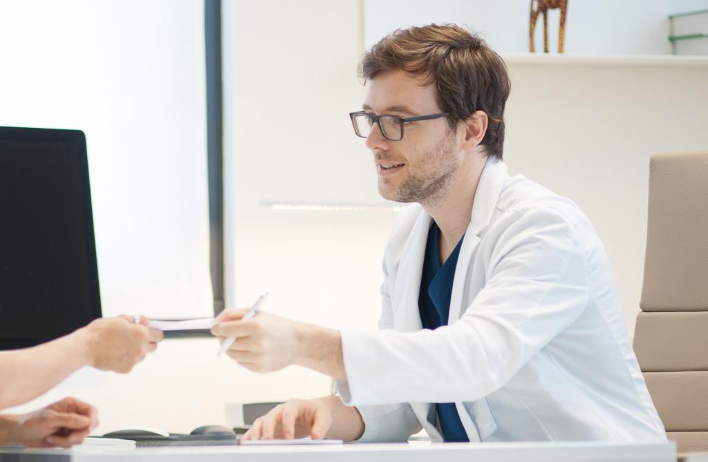 chirurgien orthopédiste à Genève